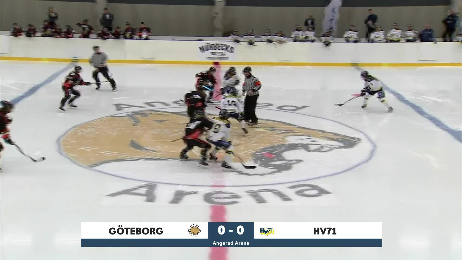 Highlights Göteborg-HV71 15 februari