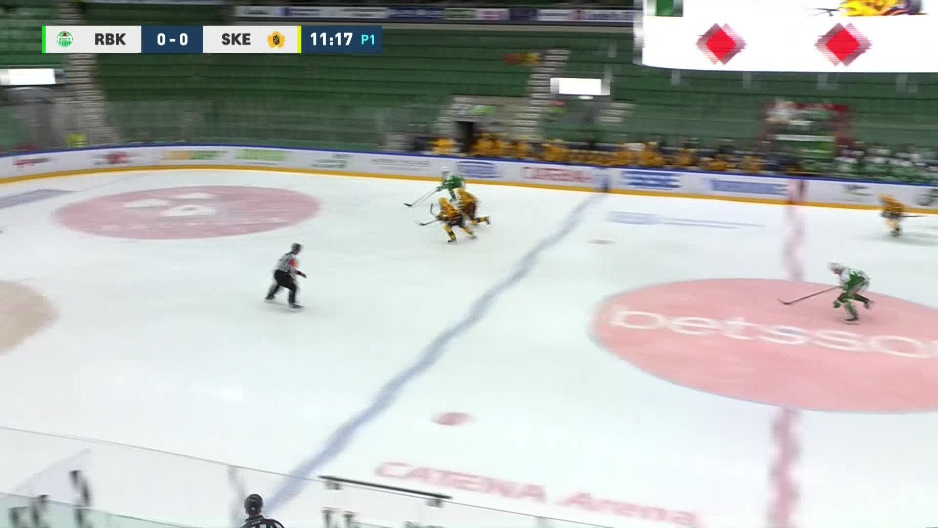Rögle BK - Skellefteå AIK 1-0