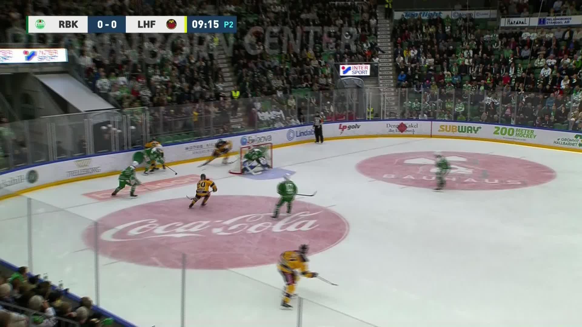Rögle BK - Luleå Hockey 0-1