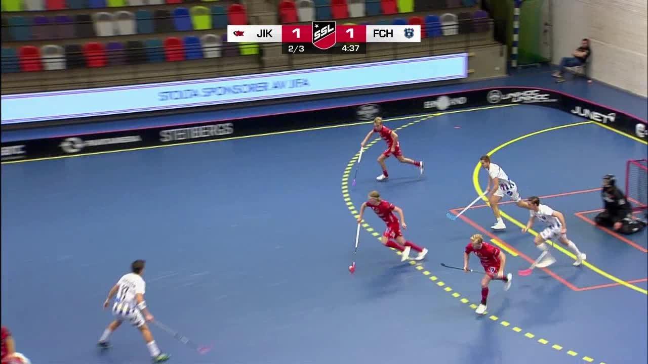 Highlights: Jönköpings IK - FC Helsingborg