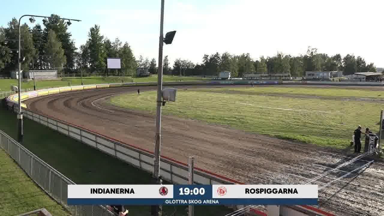 Highlights: Indianerna - Rospiggarna