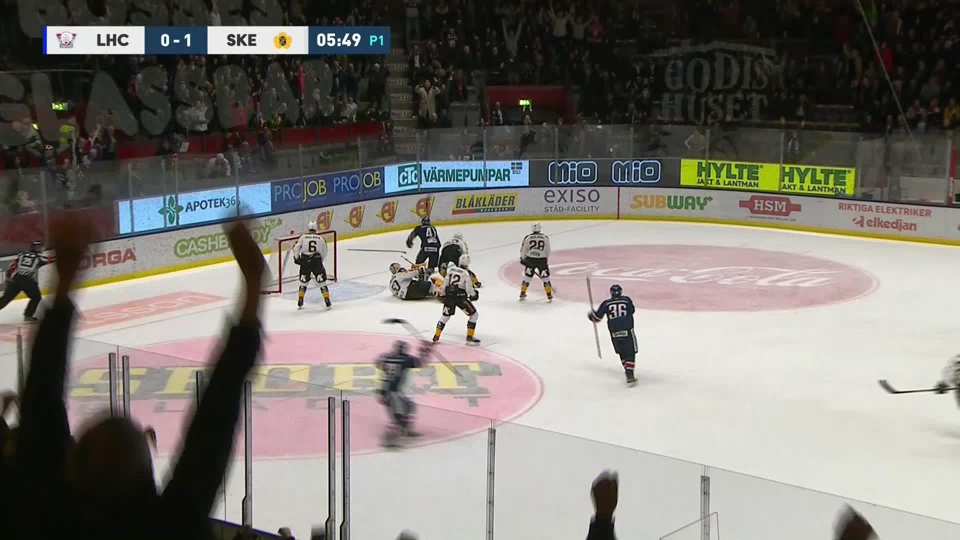 Linköping HC - Skellefteå AIK 1-1
